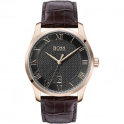 Product Image for BOSS HUGO BOSS 1513740 Master Watch Brown