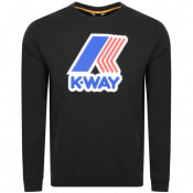 Product Image for K Way Augustine Sweatshirt Black