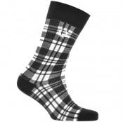 Product Image for Fred Perry Macleod Tartan Socks Black