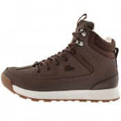 Product Image for Lacoste Urban Breaker Boots Brown