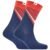 Product Image for Nike Two Pack Socks Navy