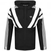 Product Image for adidas Originals blnt 96 Windbreaker Jacket Black