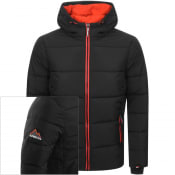 Product Image for Superdry Padded Sports Puffer Jacket Black