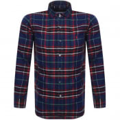 Product Image for Ralph Lauren Long Sleeved Twill Shirt Navy