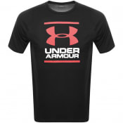 Product Image for Under Armour Foundation Logo T Shirt Black