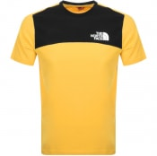 Product Image for The North Face Himalayan T Shirt Yellow