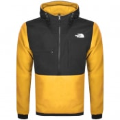 Product Image for The North Face Denali Fleece Anorak Jacket Yellow