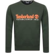 Product Image for Timberland Core Crew Sweatshirt Green