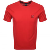 Product Image for BOSS Casual Tales T Shirt Red
