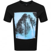 Product Image for BOSS Casual Tipoff 2 T Shirt Black