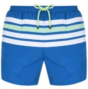 Product Image for BOSS HUGO BOSS Bowfin Swim Shorts Blue