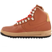 Product Image for Nike Lunar Force 1 Duckboot Trainers Brown