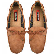 Product Image for Superdry Clinton Moccasin Slippers Tan