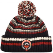 Product Image for Superdry Woodruff Beanie Hat Navy