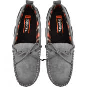 Product Image for Superdry Clinton Moccasin Slippers Grey