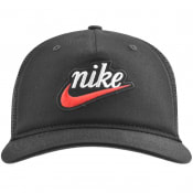 Product Image for Nike Logo Trucker Cap Black