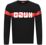 Product Image for HUGO Daar Sweatshirt Black