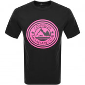 Product Image for Converse Mountain Club Logo T Shirt Black