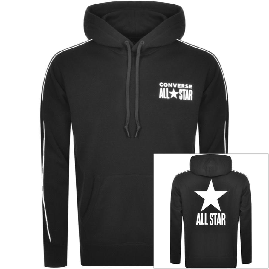 Converse All Star Logo Pullover Hoody