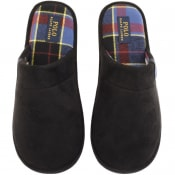 Product Image for Ralph Lauren Mule Slippers Black