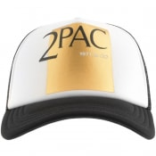 Product Image for Replay 2Pac Baseball Cap White