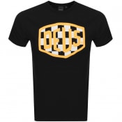Product Image for Deus Ex Machina Moto Shield Logo T Shirt Black