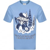 Product Image for Billionaire Boys Club Logo T Shirt Blue