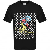 Product Image for Billionaire Boys Club Space Ski Logo T Shirt Black