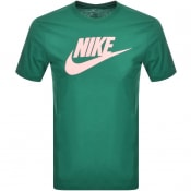 Product Image for Nike Futura Icon T Shirt Green