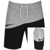 Product Image for Nike Swoosh Logo Shorts Black