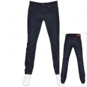 Product Image for BOSS HUGO BOSS Delaware 3 Jeans Navy