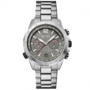 Product Image for BOSS HUGO BOSS The Collection Nomad Watch Silver