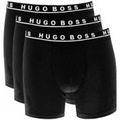 Product Image for BOSS HUGO BOSS Underwear Triple Pack Boxer Shorts