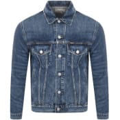 Product Image for Ralph Lauren Icon Trucker Denim Jacket Blue