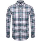 Product Image for Ralph Lauren Long Sleeved Check Shirt Green