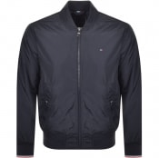 Product Image for Tommy Hilfiger Padded Bomber Jacket Navy