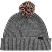 Product Image for PS By Paul Smith Pom Beanie Hat Grey