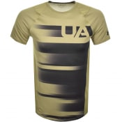 Product Image for Under Armour  MK1 Short Sleeve T Shirt Green