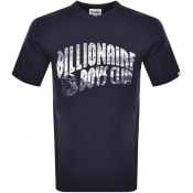 Product Image for Billionaire Boys Club Arch Logo T Shirt Navy