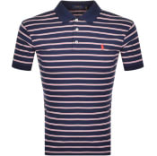 Product Image for Ralph Lauren Short Sleeved Polo T Shirt Navy