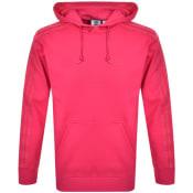 Product Image for adidas Originals Winterised Hoodie Pink