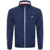 Product Image for Tommy Jeans Essential Bomber Jacket Navy