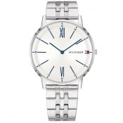 Product Image for Tommy Hilfiger Cooper Watch Silver