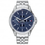 Product Image for Tommy Hilfiger Shawn Chronograph Watch Silver