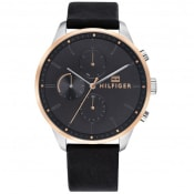 Product Image for Tommy Hilfiger Chase Watch Black