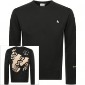 Product Image for Money Sig Ape Logo Sweatshirt Black