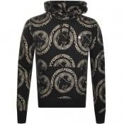 Product Image for Money Aztec Logo Pullover Hoodie Black