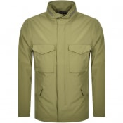 Product Image for PS By Paul Smith Field Full Zip Jacket Green