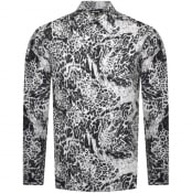 Product Image for Just Cavalli Long Sleeved Shirt Black