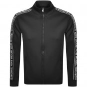 Product Image for Michael Kors Full Zip Taped Track Top Black